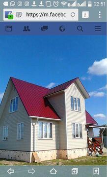 Дом в Рузском районе Колюбакино
