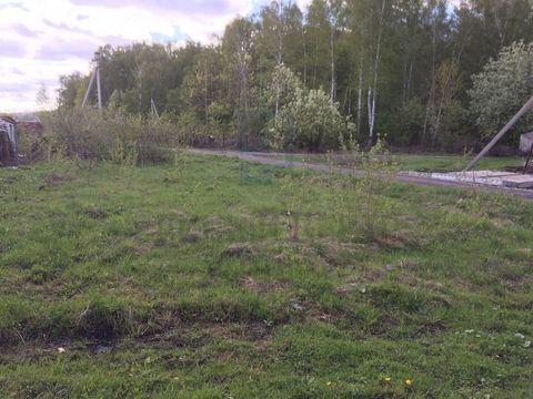 Продажа участка, Мичуринский, Новосибирский район