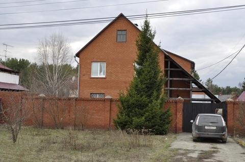 Дом 196 кв.м, Участок 10 сот. , Горьковское ш, 22 км. от МКАД.