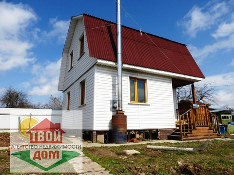 Продам дом в СНТ Протва 80 кв. г. Обнинск