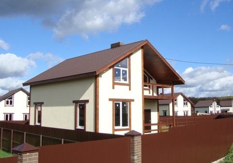 Продаётся новый дом 155 кв.м с участком 8.77 сот. в пос. Подосинки