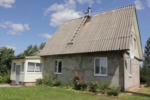 Большой дом с баней и пасекой