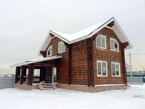 Дом 160 м2, участок 8 сот, Новорижское ш, 57 км от МКАД, Ядромино. .