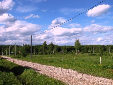 Участок 11 соток ИЖС в 105 км от МКАД по Симферопольскому шоссе