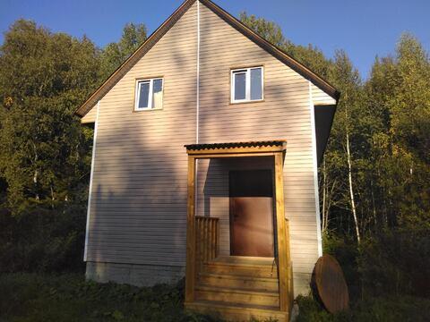 Купить дом из бруса в Чеховском районе д. Шарапово