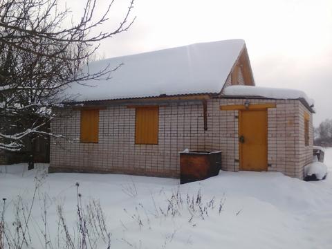 Продам дом в деревне в 5 км от города Старая Русса