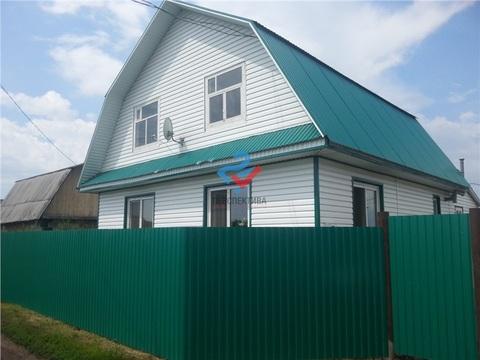 Коттедж 64 кв.м. в д. Базилевка на 8 сотках земли в СНТ Сад№33 .