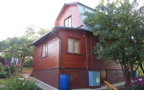 Продается 2х-этажная дача 102 кв. м. на участке 6 соток