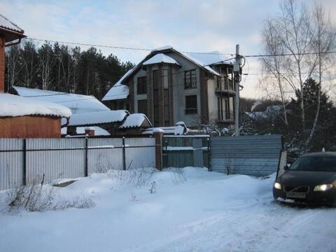 Дом 600 кв.м, Участок 14 сот. , Боровское ш, 5 км. от МКАД.