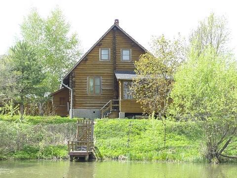 Дом 155 кв.м, Участок 15 сот. , Калужское ш, 53 км. от МКАД.