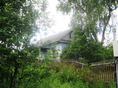 Продается дом д.Назарово на 2-й линии реки Медведица