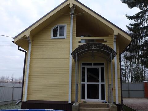 Продается дом 120м на участке 12 соток рядом с Сергиев Посадом