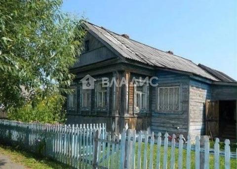 Судогодский район, посёлок Новопетрово, Центральная улица, дом на .