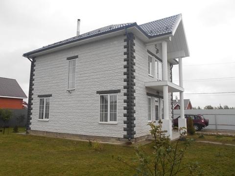Дом 134 кв.м, Участок 7 сот. , Новорязанское ш, 33 км. от МКАД. .