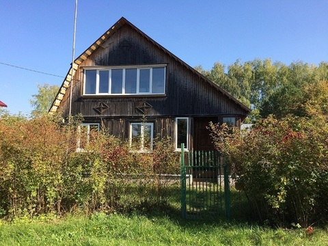 Продается дом 100 кв.м, 10 соток в д. Новые Выселки(около п. Малино)