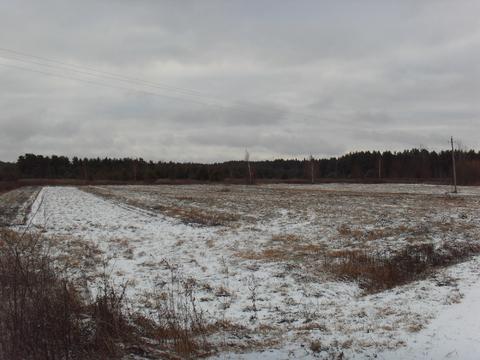 Участок земли 17,0520 га вблизи дер. Киселево Калязинского района