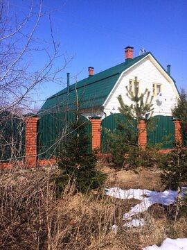 Дом д. Барсуки