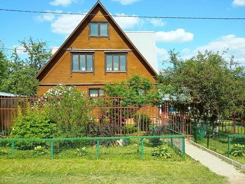 Дом 150 кв.м, Участок 8 сот. , Ленинградское ш, 7 км. от МКАД.