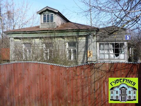 Дом с земельным участком в черте г. Ликино-Дулево