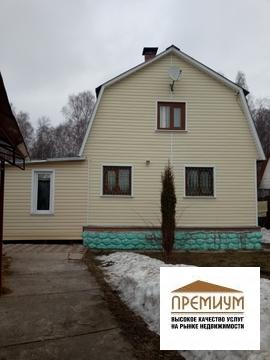 Дом 130м2/6с в СНТ Металлург-7, г. Ступино
