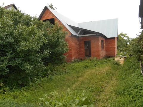 Дом в Туле д.Кишкино