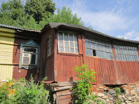 Продаю часть дом в г.Алексин на р.Ока