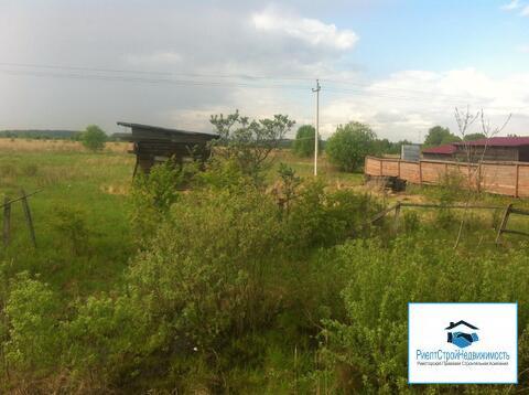 Участок в деревне рядом с Можайским водохранилищем и лесом