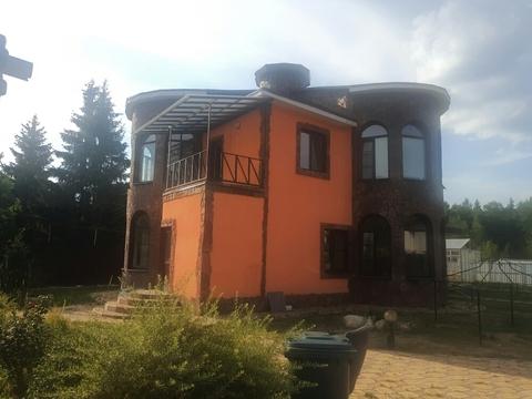 Участок 8 соток с домом 180 кв.м в СНТ
