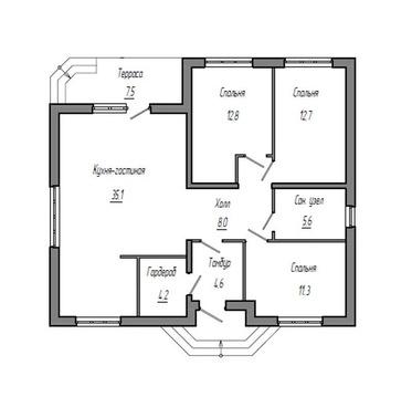 Дом мечты с полным комплексным решением
