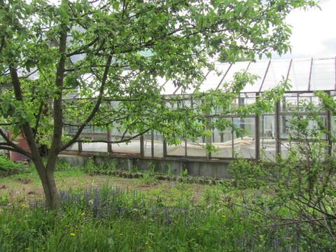 Дача на берегу пруда