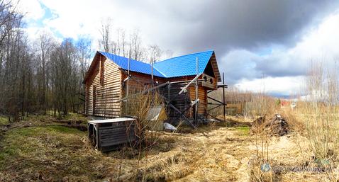 Капитальная рубленная дача 140 кв.м. в Волоколамском районе