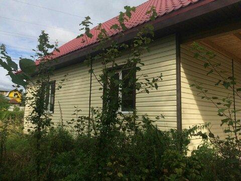 Продается новый дом на участке 8 соток