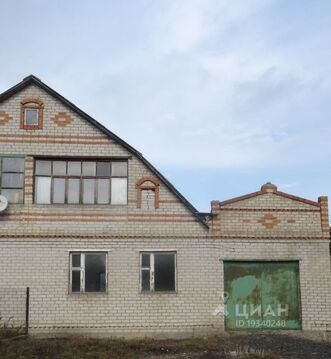 Продажа дома, Песчаное, Ивнянский район