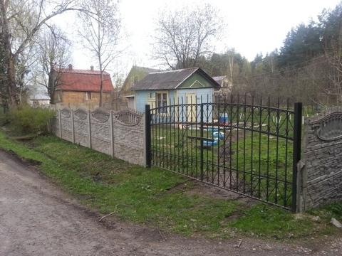 Дача в СНТ Лесное Фрязино (Московские дачи)