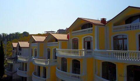 Новый четырехэтажный дом в Гурзуфе по цене квартиры.