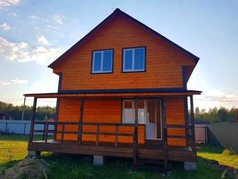 Продам дом для круглогодичного проживания, в живописном уголке Киржачс