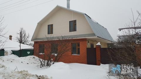 Новый дом 2эт 134кв.м г Егорьевск ул Чернышевского