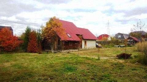 Продам участок в Болтино 20 соток с баней и гаражом, 8 км по .