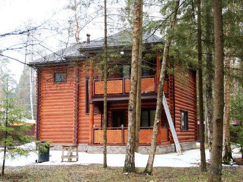 Уютный загородный дом площадью 175 кв.м, полностью готовый к .