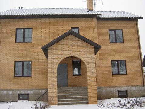 Дом 400 кв.м, Участок 12 сот. , Новорижское ш, 25 км. от МКАД.