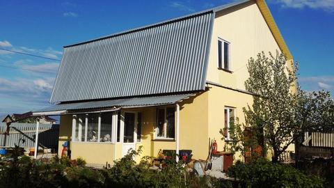 Дом в Метелёва (Тюмень)