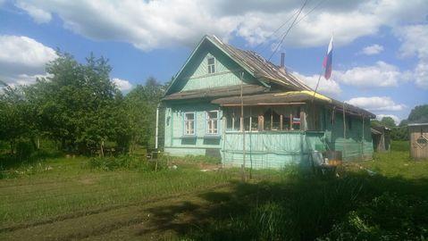 Дом в д.Леонтьево