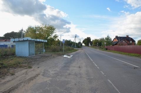 Продам участок площадью 6 соток ИЖС в деревне Хлябово