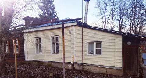 Часть жилого дома ИЖС(квартира) 34,6кв.м, г.Яхрома ул.Буса