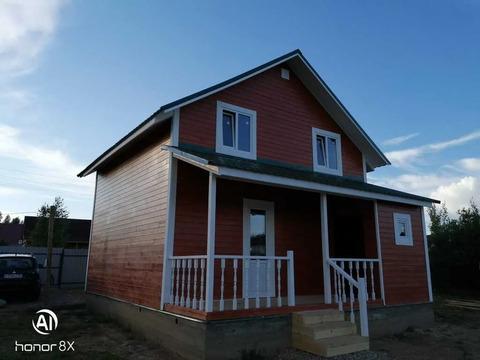 Продам дом у деревни Порядино Наро-Фоминский район СНТ Лайнер