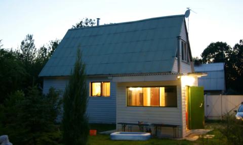 Продается дом 100м2/6с в СНТ Металлург-11 рядом с п Жилево, г/о Ступино