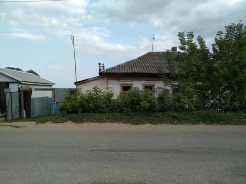 Продается часть дома в Крапивне,46 кв.м.-370 тыс.руб.