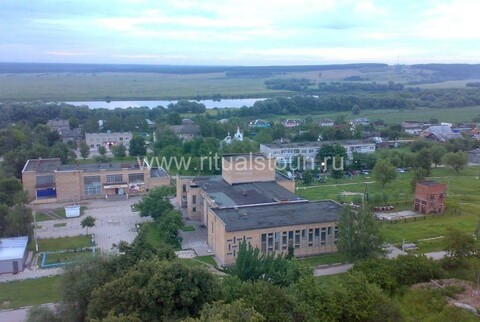 Новый кирпичный дом в с. Акатьево