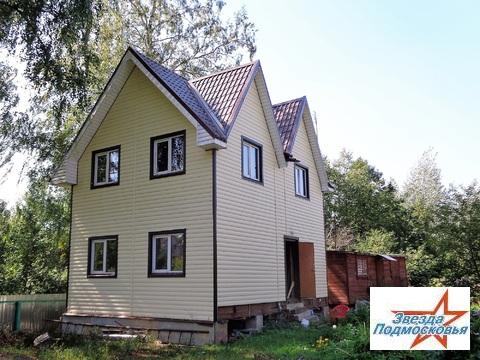 Новый добротный утепленный дом из бруса 110 кв.м СНТ Селянин