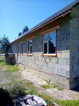 Дом 200 метров на участке 7 соток в Орехово Зуевском р-не.